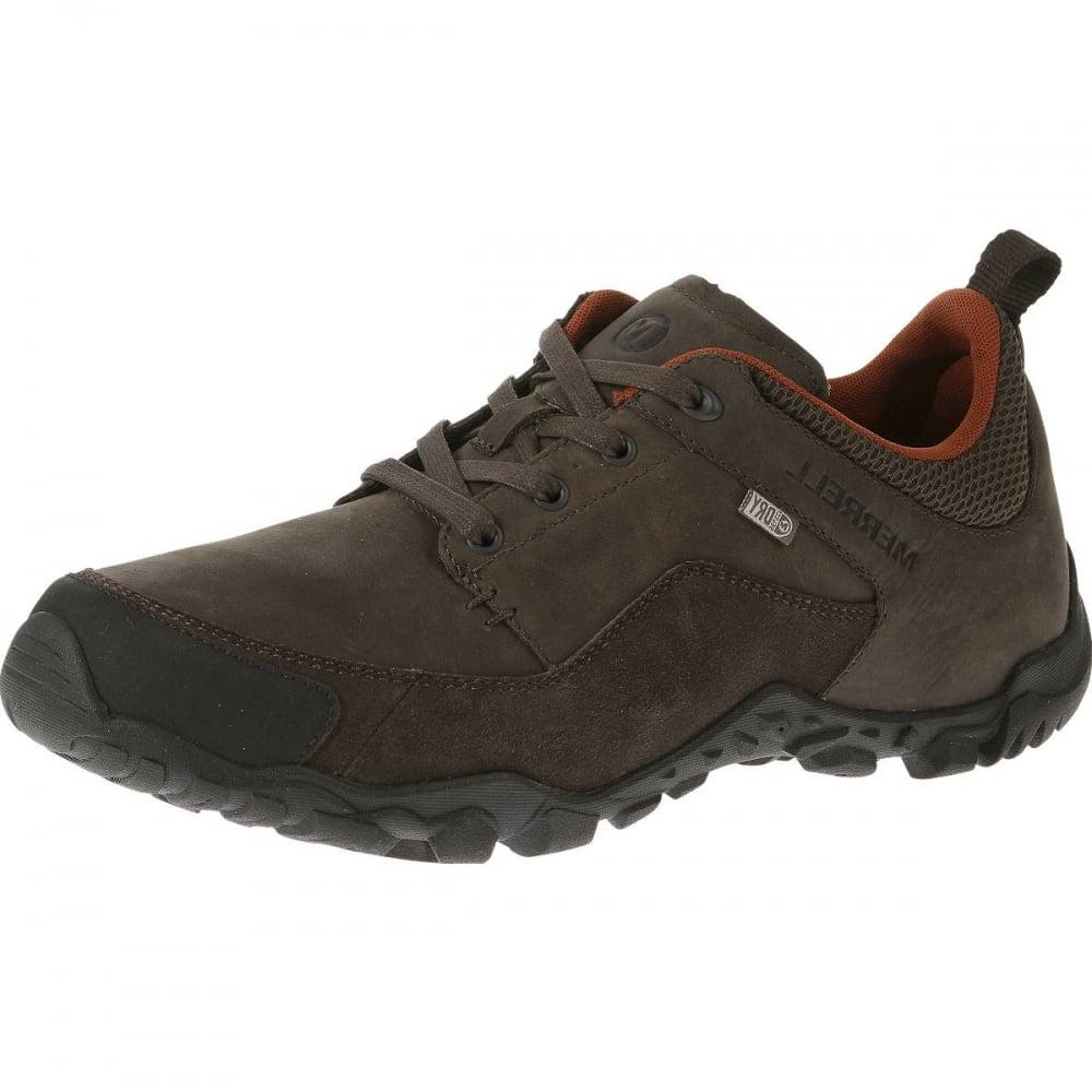 Merrell Telluride Waterproof Mens Shoe