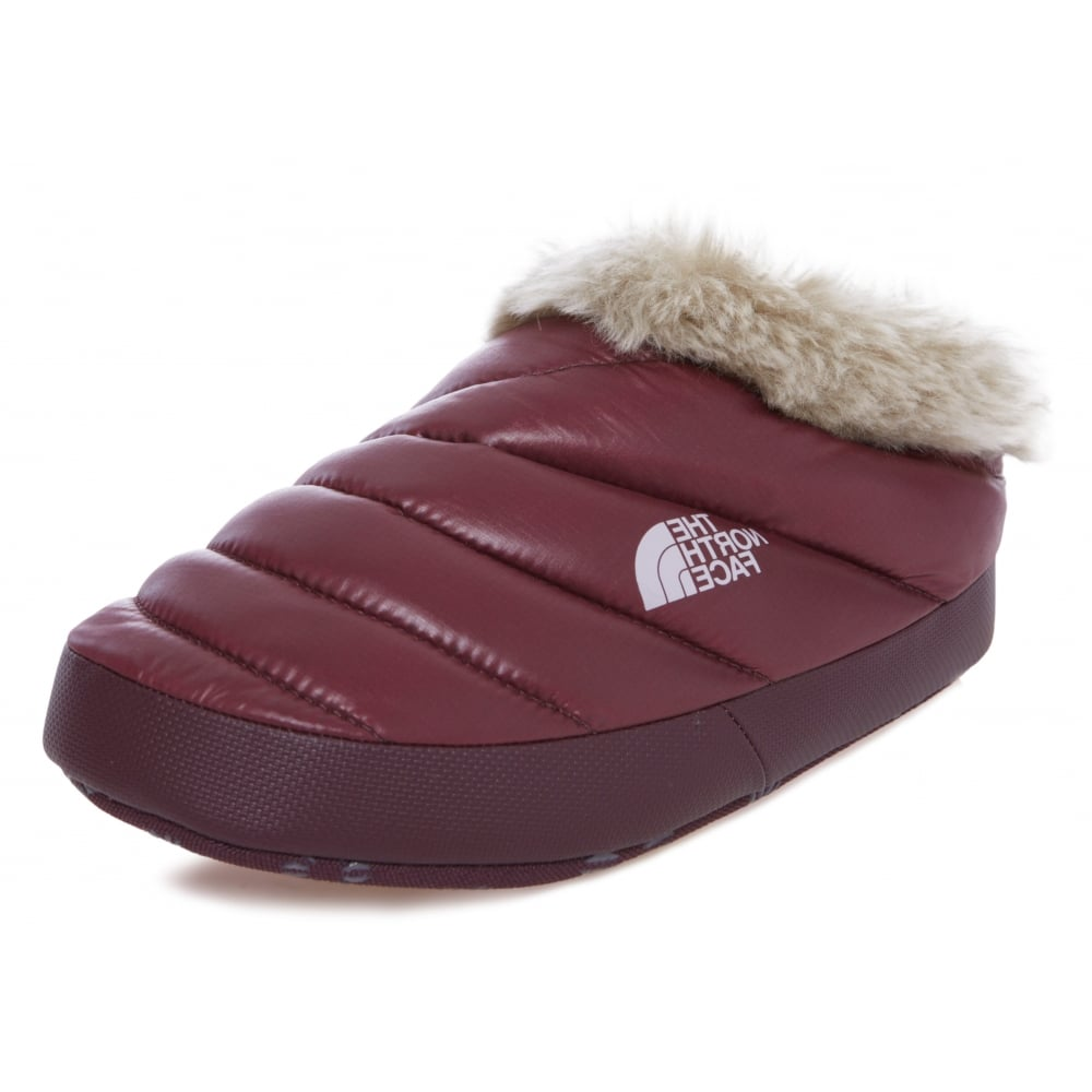 4c2ac4c8fc9d The North Face NSE Tent Mule Faux Fur II Ladies Slipper - Womens from CHO  Fashion and Lifestyle UK