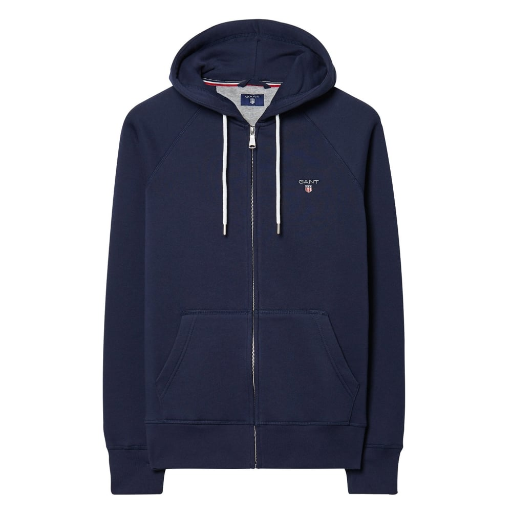 e0ce764bc5efa GANT The Original Full Zip Mens Sweat Hoodie - Mens from CHO Fashion and  Lifestyle UK