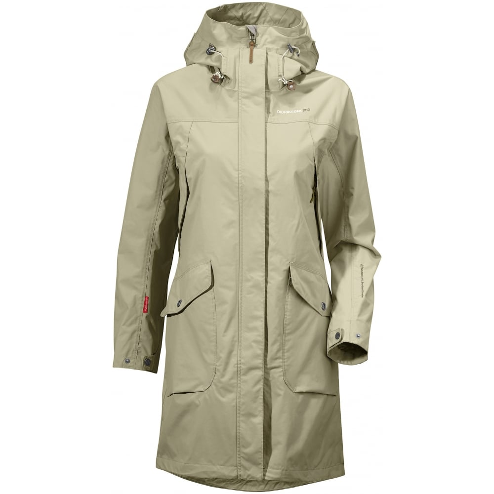 8da5845c Didriksons Thelma Ladies Coat - Womens from CHO Fashion and Lifestyle UK