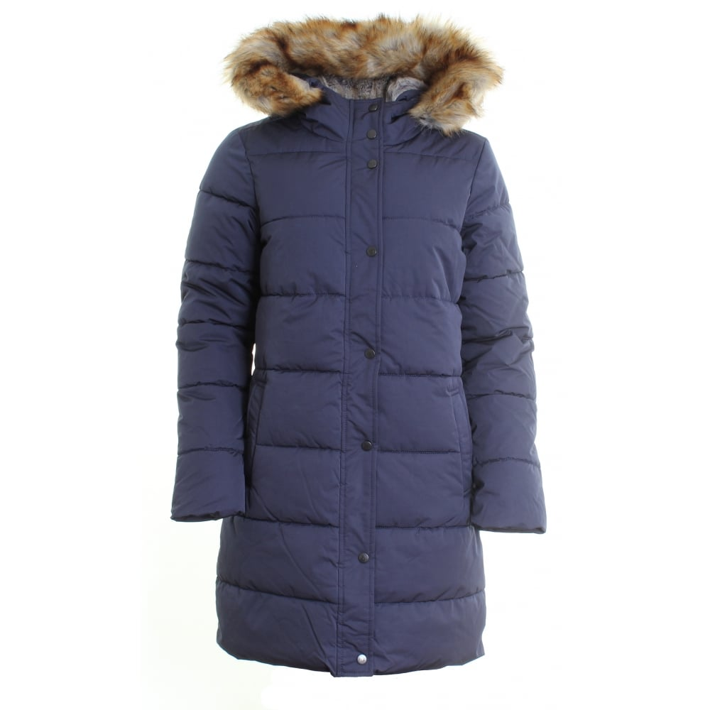 Parka London Thelma Ladies Quilted Parka - Womens from CHO Fashion ... 36bef3a91f