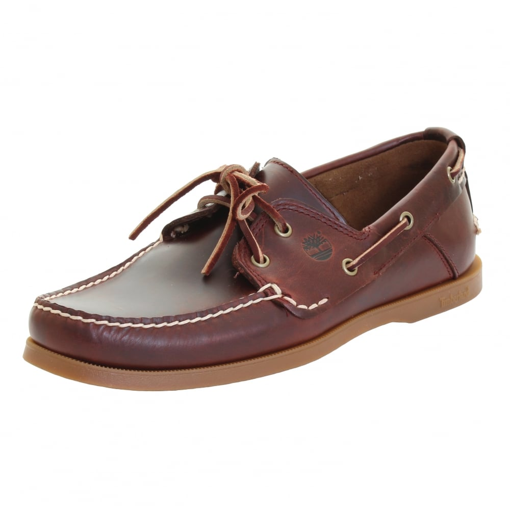 Timberland Earthkeepers Heritage Mens Boat Shoe Mens From Cho