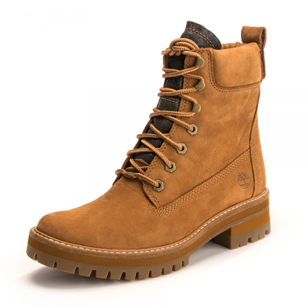 eb0a2af1d3d Timberland Womens Courmayeur Valley YB Boot A/W 18 - Footwear from ...