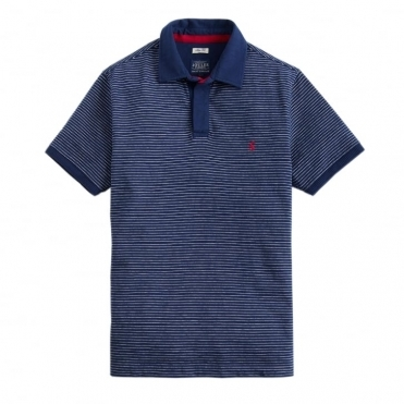 Tom Short Sleeve Slub Mens Polo (W)