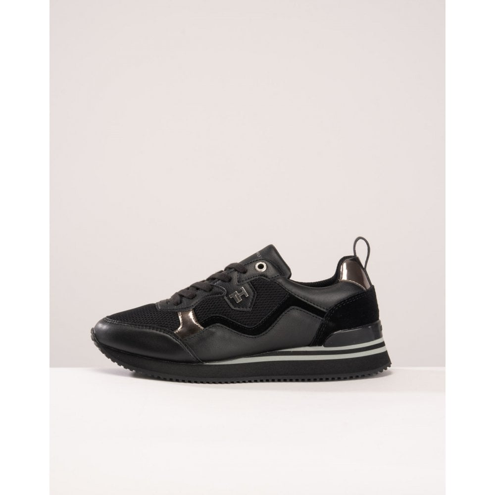 Tommy Hilfiger Active City Mixed Panel Womens Trainers - Womens from CHO  Fashion and Lifestyle UK