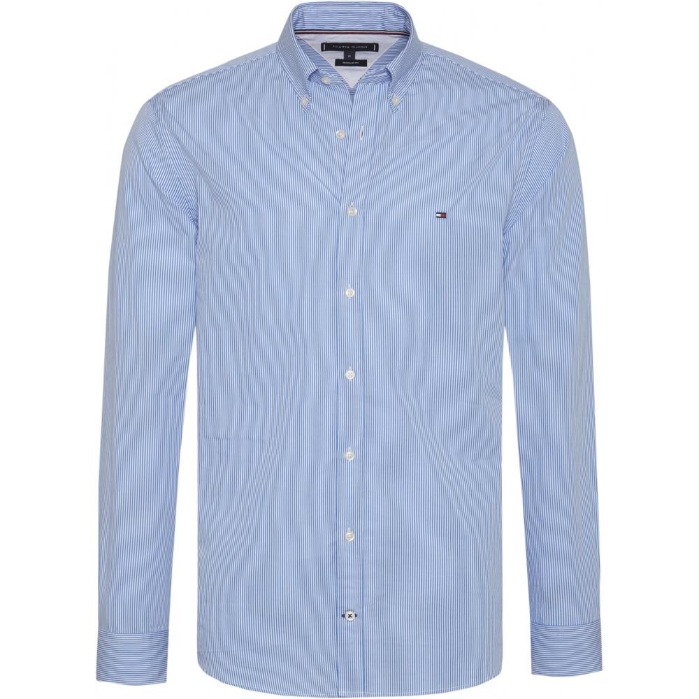 83f5b5f3d918 Tommy Hilfiger Classic Stripe Mens Shirt - Mens from CHO Fashion and ...
