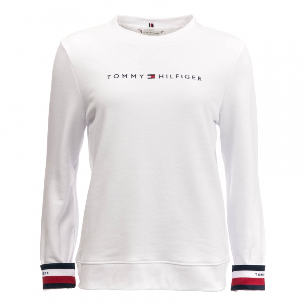 e31ee128c Tommy Hilfiger Womens Corp Hilfiger C Neck Sweater - Womens from CHO ...