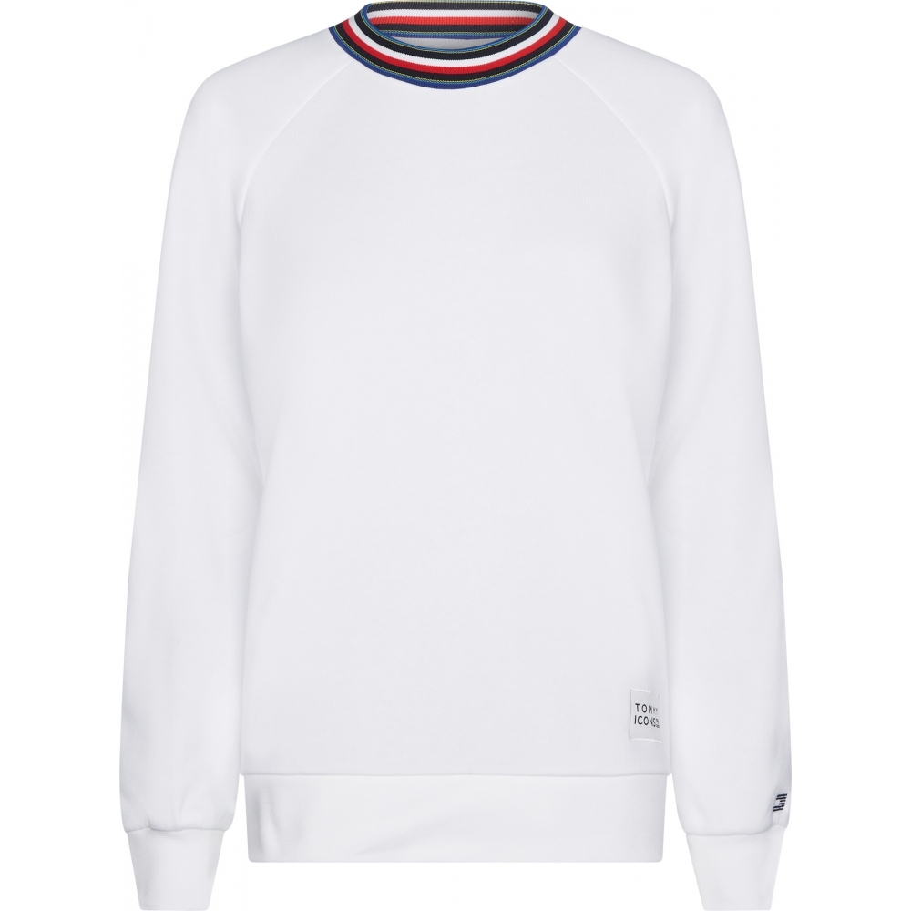 2a37e574 Tommy Hilfiger Womens Talita C Neck Sweatshirt - Womens from CHO ...
