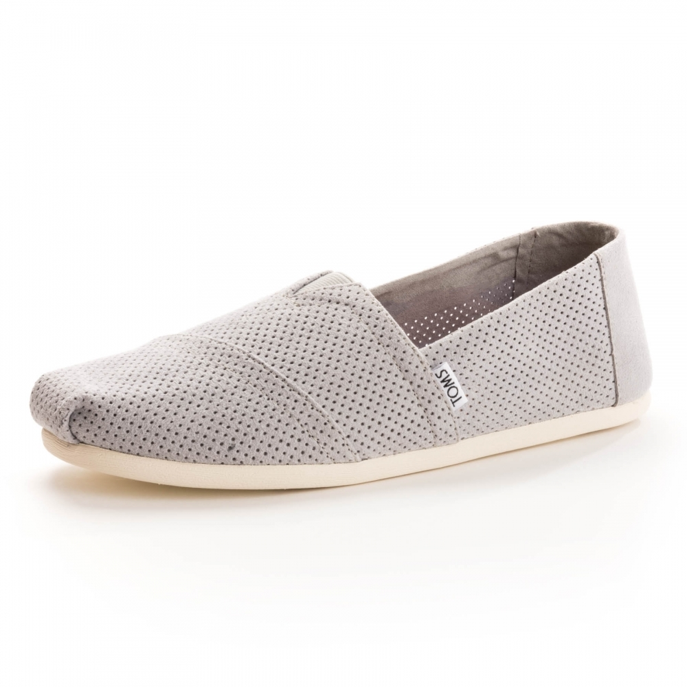 Toms Shoes Drizzle Grey Men