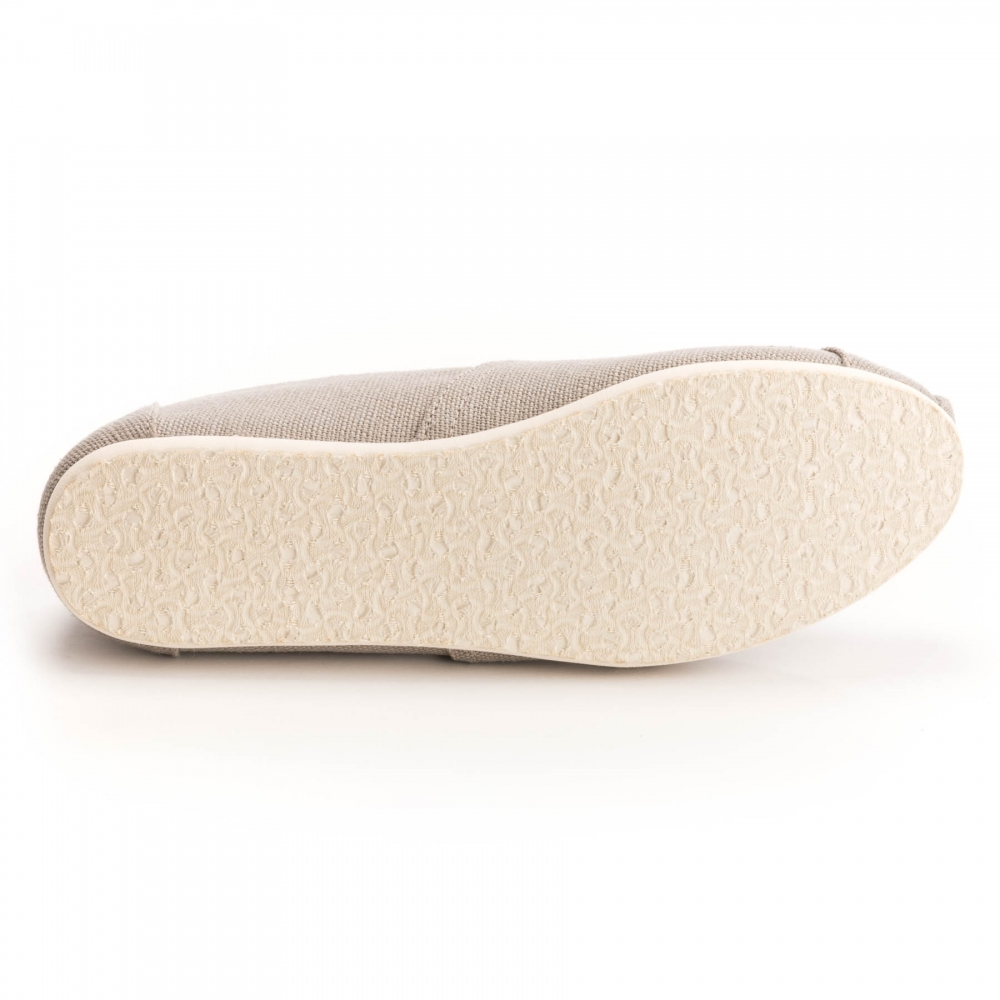 2bb1238408e TOMS Alpargata Morning Dove Heritage Canvas Womens Espadrille ...