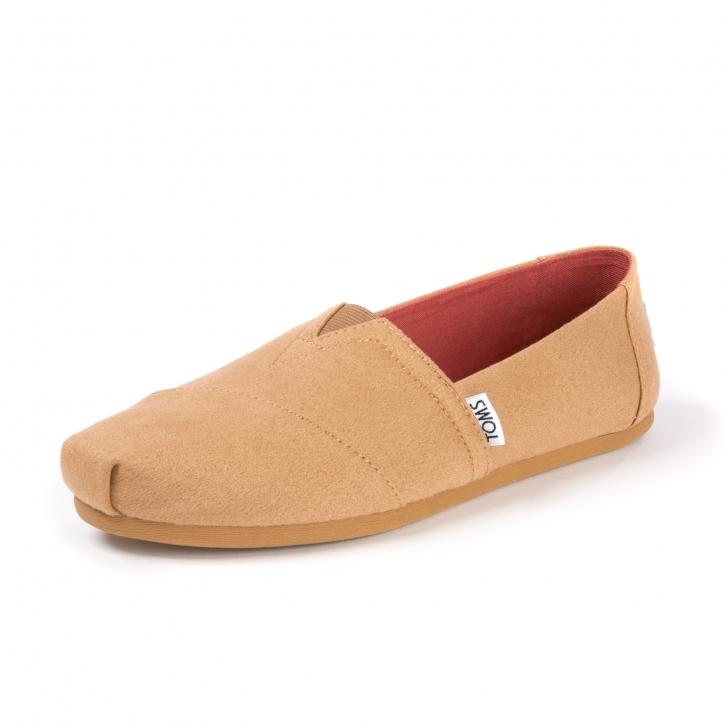 toms microfiber shoes
