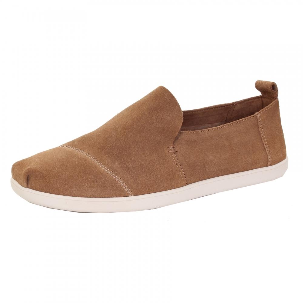 1b932f1ca2d TOMS Deconstructed Alpargata Toffee Suede Mens Espadrille - Shoes ...
