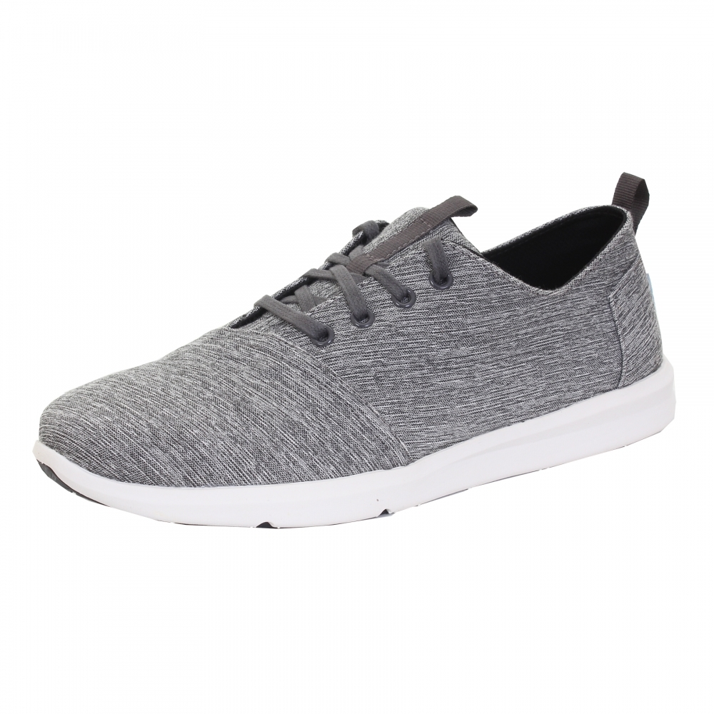 TOMS Del Rey Forged Iron Grey Sneaker