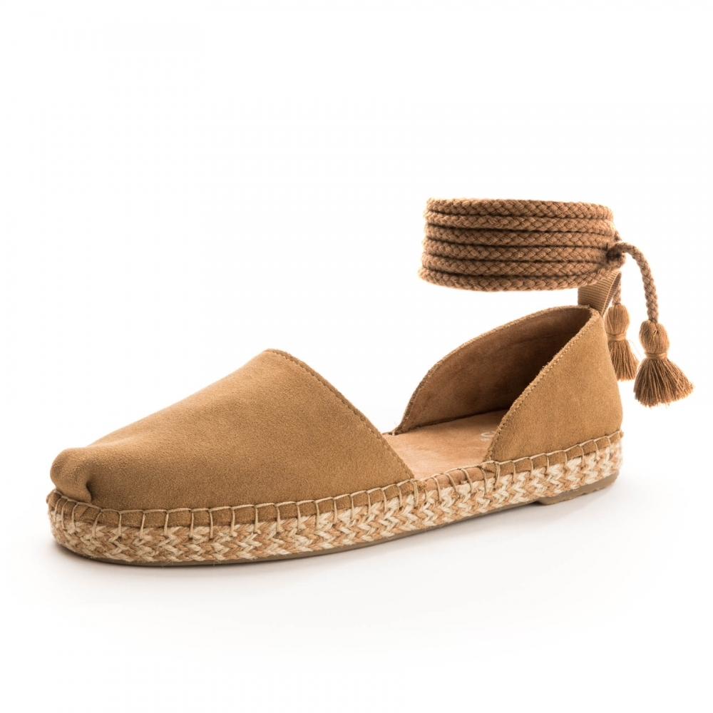 a137629a438 TOMS Katalina Toffee Suede Womens Espadrille - Womens from CHO ...