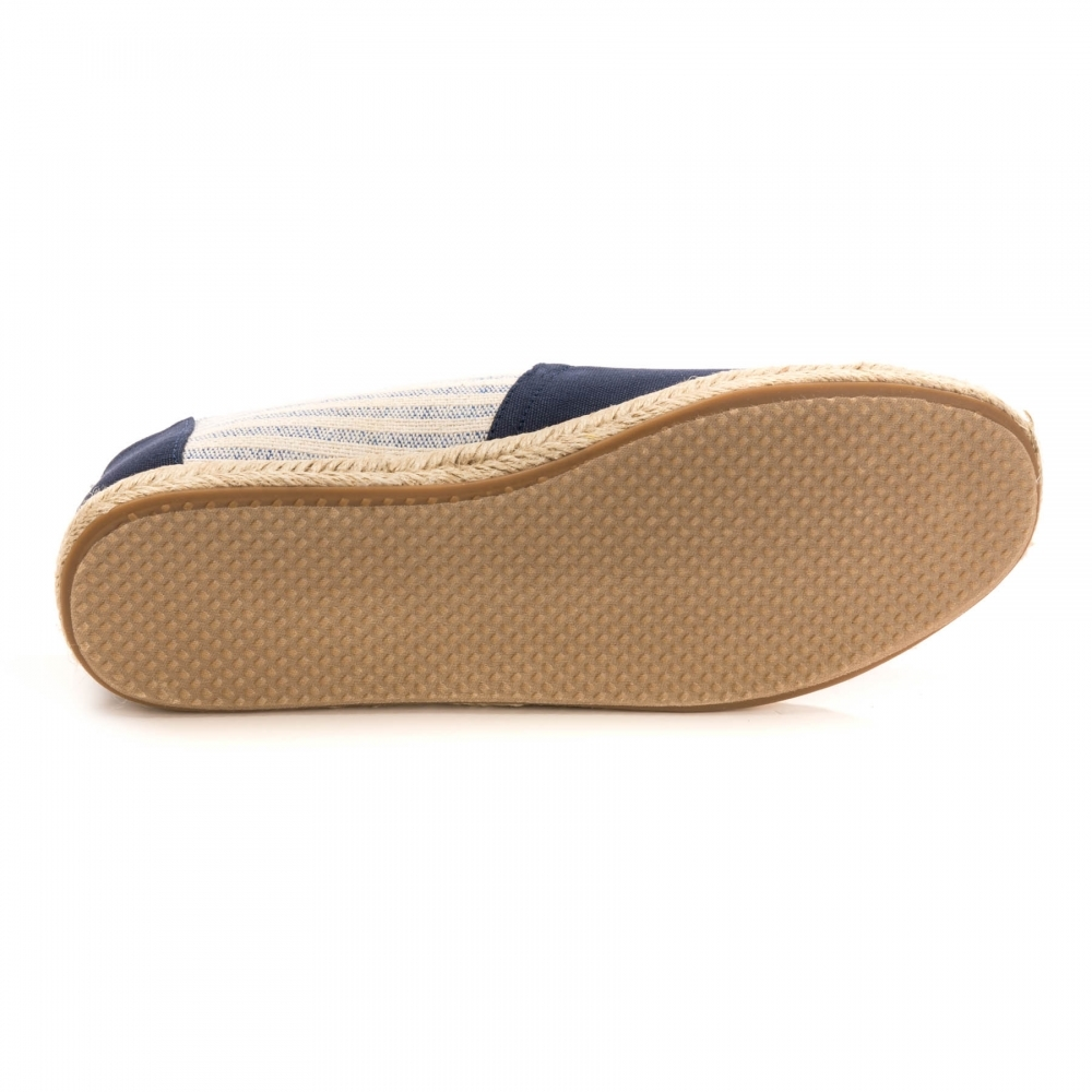 74517aeac TOMS Navy University Classics Mens Alpargata Espadrille - Mens from ...