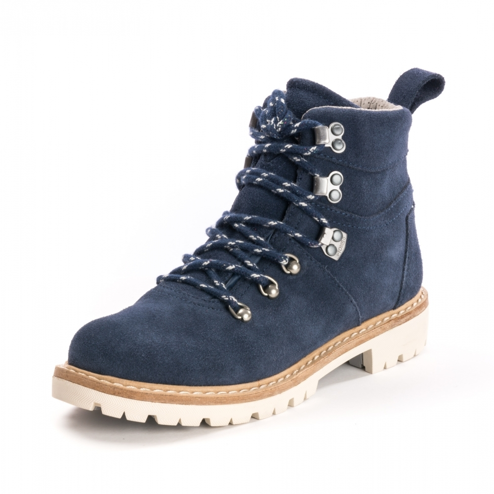 341603c5457 TOMS Summit Navy Suede Womens Boot - Footwear from CHO Fashion and ...