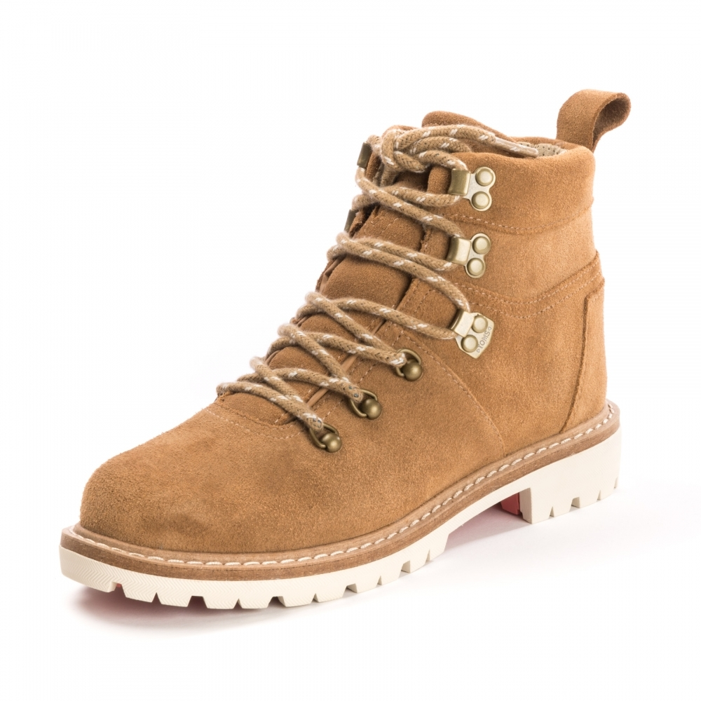 b02a79317db TOMS Summit Toffee Suede Womens Boot - Footwear from CHO Fashion and ...