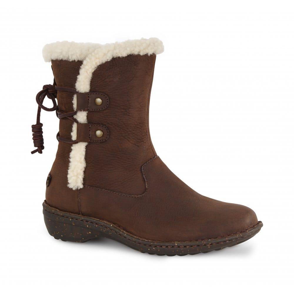Akadia Ladies Leather Boot
