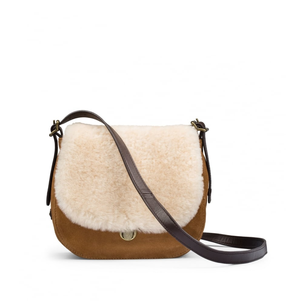 3fca3945f98f4 UGG Heritage Ladies Crossbody Bag - Accessories from CHO Fashion and ...