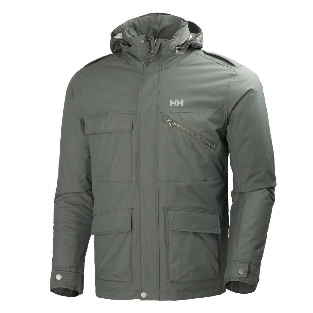 Helly Hansen Universal Moto Insulated Mens Rain Jacket - Mens from ...