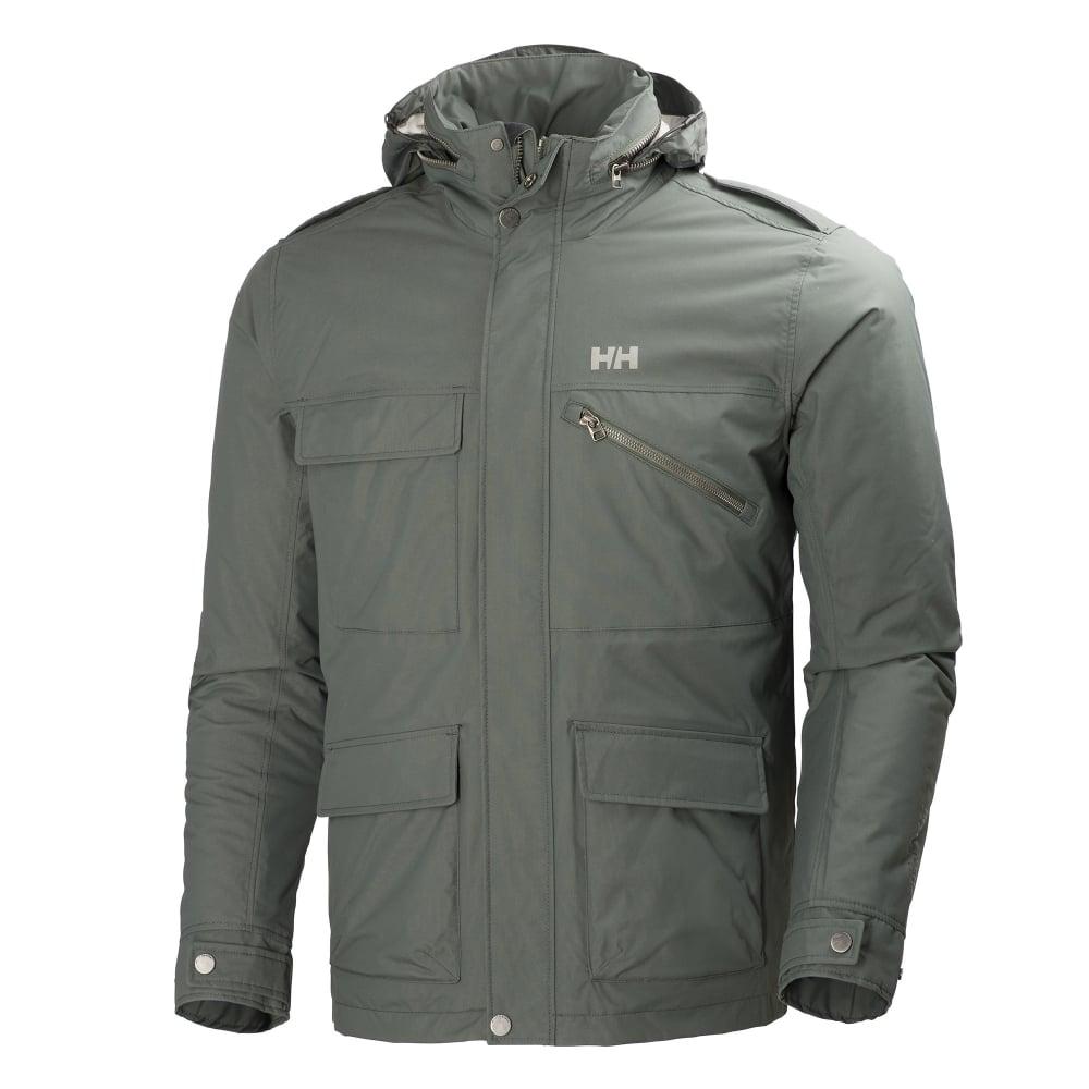 Helly Hansen Universal Moto Insulated Mens Rain Jacket - Mens from ...
