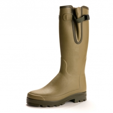 Vierzonord Mens Wellington Boot
