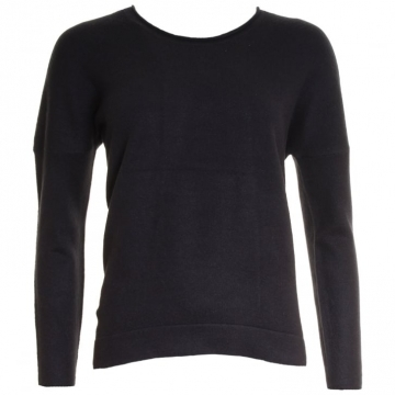 French Connection Ottoman Mozart NEP Pleat Ss Womens Jumper