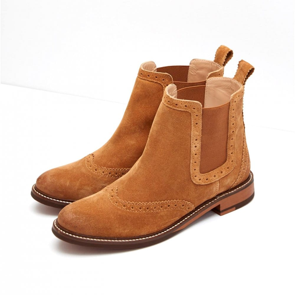 Joules Westbourne Womens Chelsea Boots (T) - Footwear from CHO ...