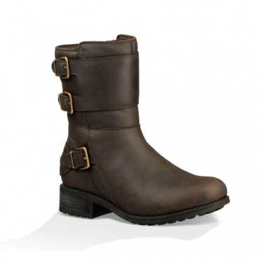 Wilcox Ladies Leather Boot