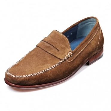 William Mens Moccasin