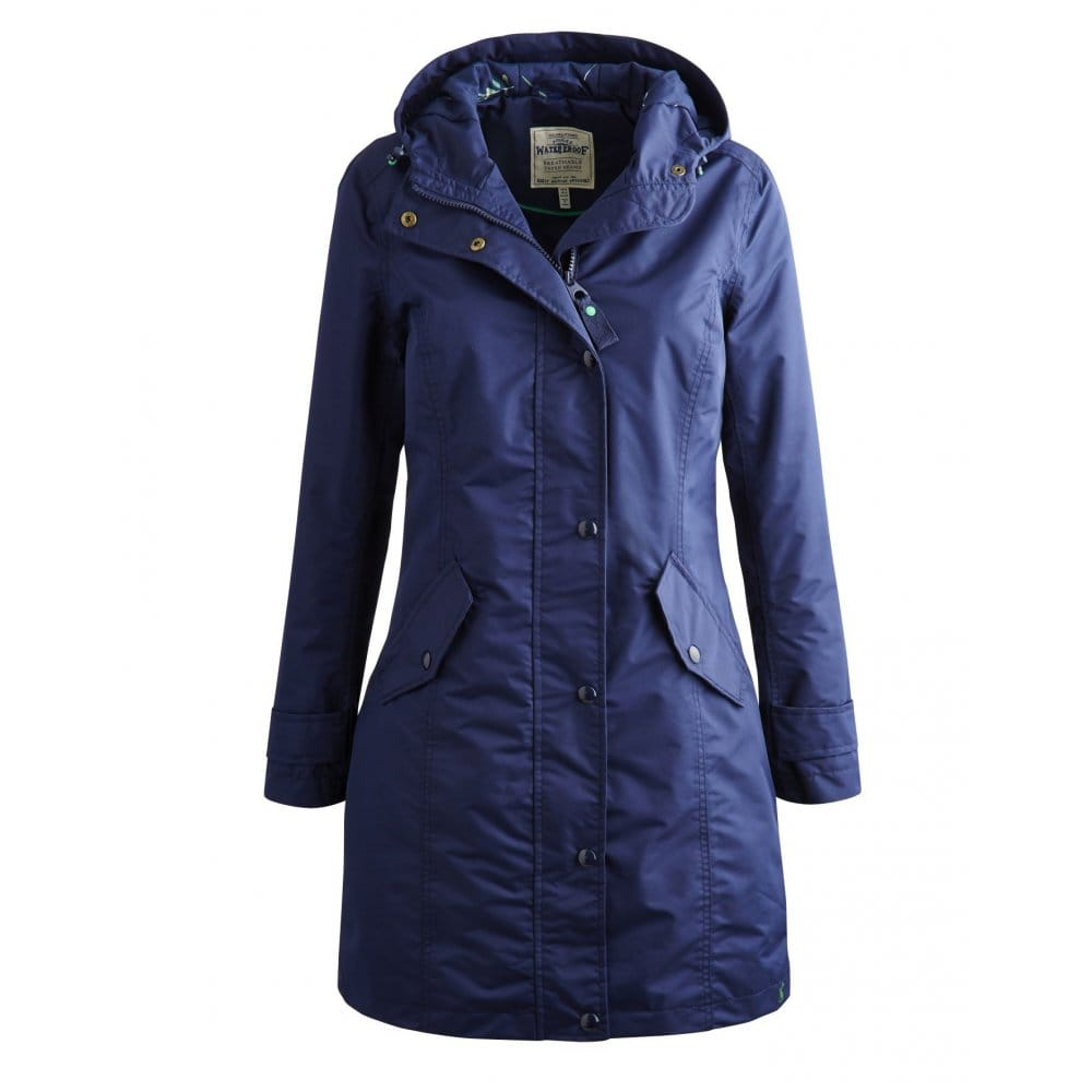 Joules Windermere Ladies Waterproof Coat (S) - Womens from CHO ...
