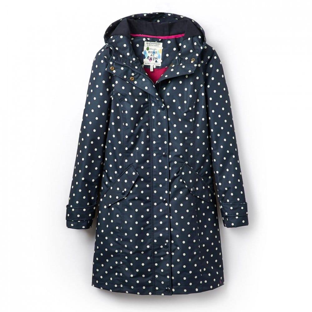 Joules Windermere Ladies Waterproof Jacket (T) 67a17693e