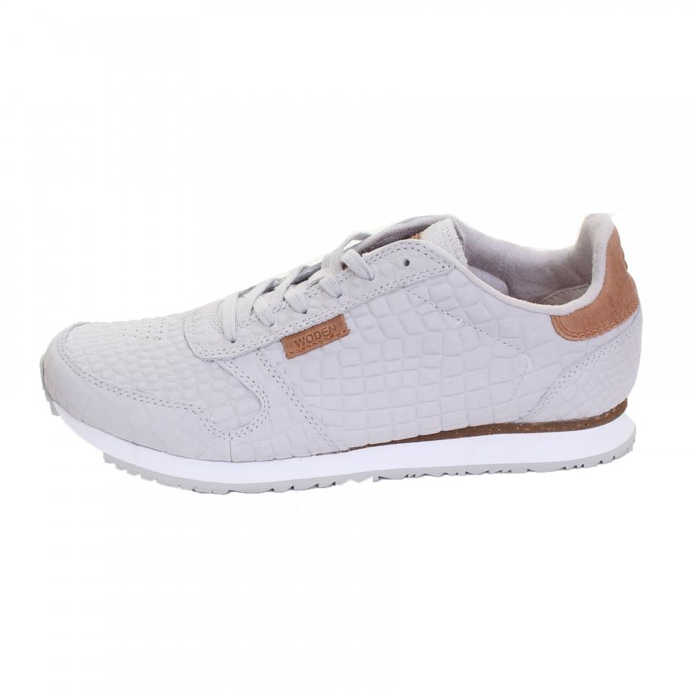 Woden Ydun Croco Womens Sneakers