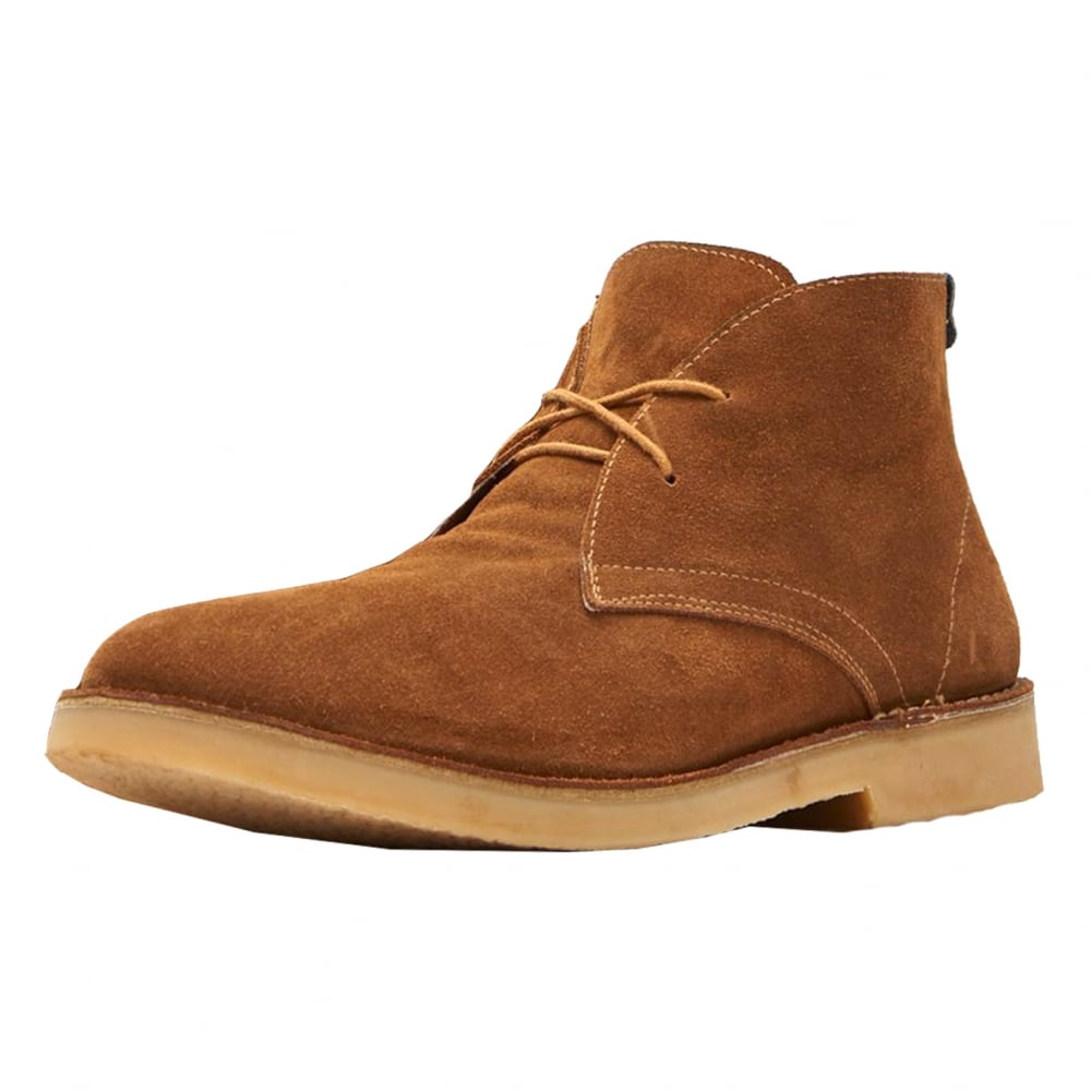 Joules Woodston Mens Suede Desert Boot (T) - Mens from CHO Fashion ...