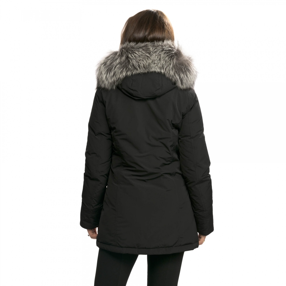 new style 8ad8d 90152 Woolrich Woolrich Luxury Arctic Fox Womens Parka AW17