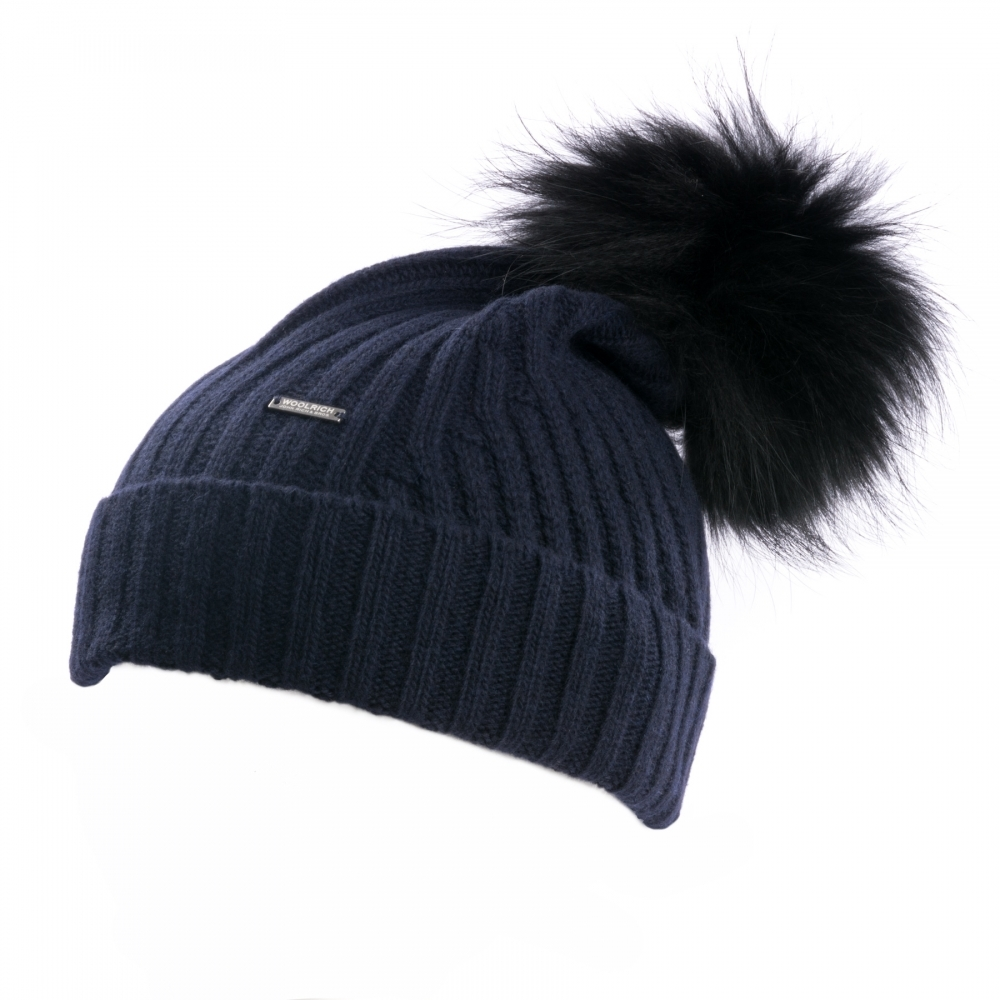 Woolrich Soft Wool Womens Hat - Womens from CHO Fashion and Lifestyle UK 2658ba98854